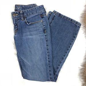LOFT Original Boot Bootcut Jeans Size 2 Petit